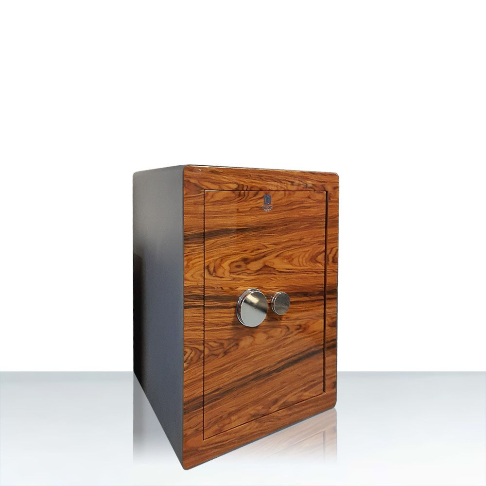 sale cles design 0 4 coffre fort pour meuble fa ade en bois verni avec cl s online shop coffre. Black Bedroom Furniture Sets. Home Design Ideas