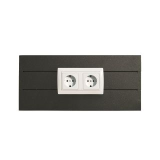 CLES illusion socket safe