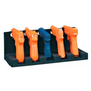 Gun mounting for up to 5 guns
