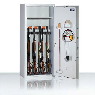 Müller Safe WSE10 weapon storage lockers