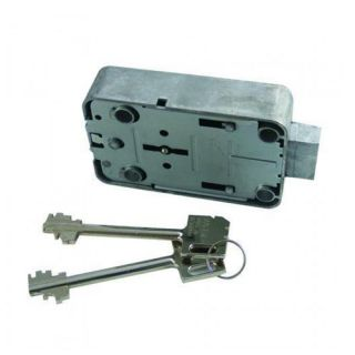 Primat Alpha 7 furniture safe with key
