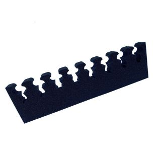 Gun mounting made from foam for 8 guns, width: 439mm