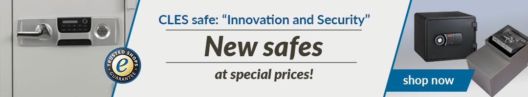 New safes: CLES safe